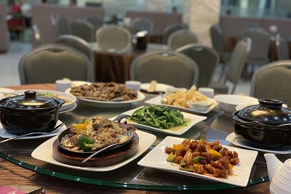 Comida china en Chiriqui