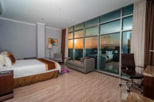 Habitación Jr. Suite
